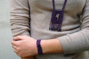 Petra Amulet Necklace and Bracelet Kit