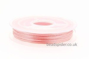 Coral Polyester Thread