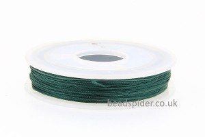 Forest Green Polyester Thread