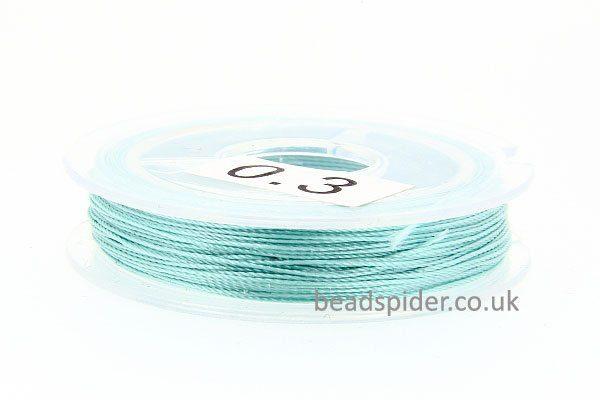 Sea Green Polyester Thread