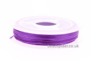 Violet Polyester Thread