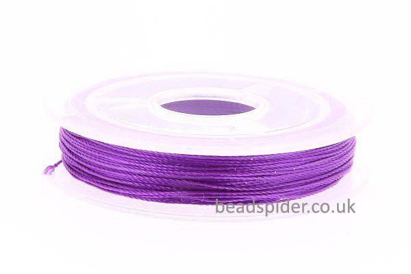 Violet Polyester Thread