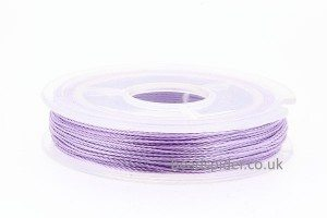 Lilac Polyester Thread