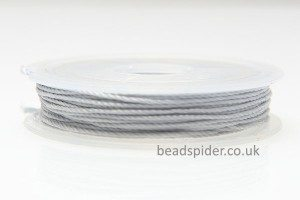 Grey Polyester Thread