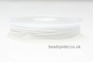 White Polyester Thread