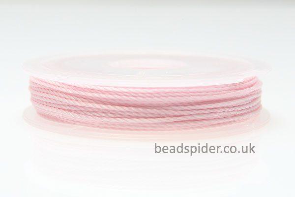 Soft Pink Polyester Thread