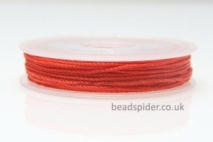 Red Polyester Thread
