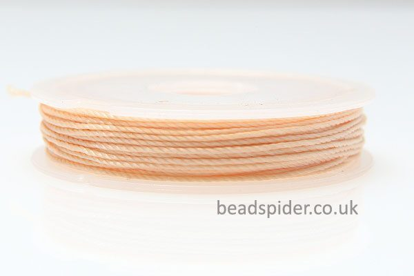 Apricot Polyester Thread