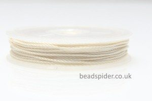 Ivory Polyester Thread