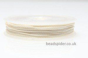 Ivory Polyester Thread