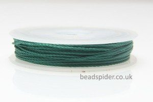 Emerald Green Polyester Thread