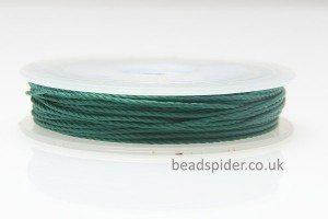 Emerald Green Polyester Thread