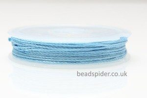 Sky Blue Polyester Thread