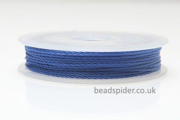 Navy Blue Polyester Thread