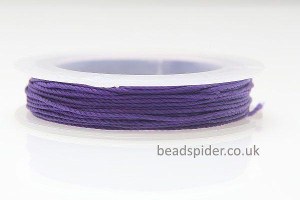 Royal Purple Polyester Thread