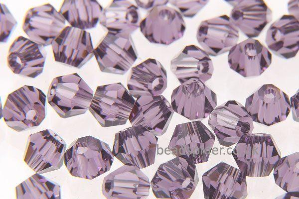 CBI620 Purple Bi-cone  x 25