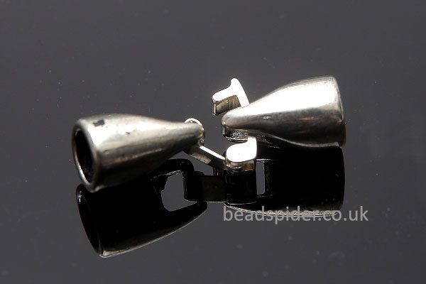 Clip Closure Cord End Clasp