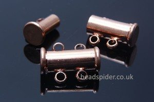 Magnetic 2 Strand Barrel Clasp