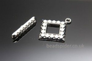 Diamond Toggle Clasp
