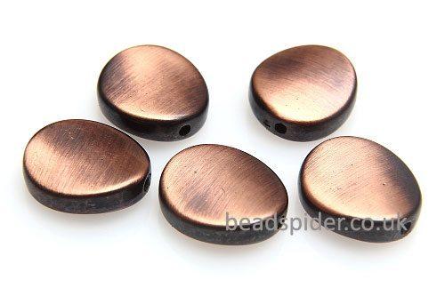 Copper Coin Spacer
