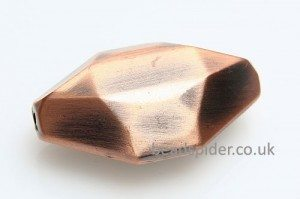 Copper Octagonal Diamond