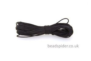 Black Smooth n Slinky Cord