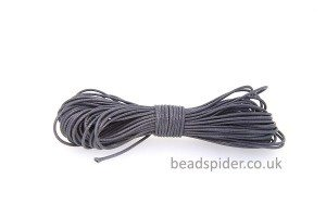 Slate Grey Smooth n Slinky Cord