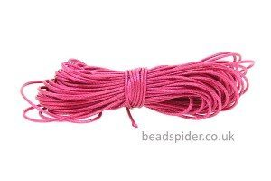 Hot Pink Smooth n Slinky Cord