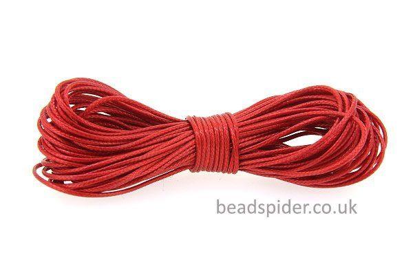 Scarlet Smooth n Slinky Cord