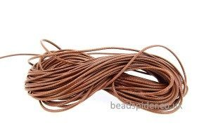 Rich Brown Smooth n Slinky Cord