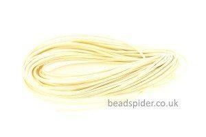 Cream Smooth n Slinky Cord