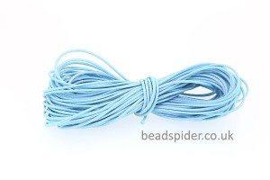 Sky Blue Smooth n Slinky Cord