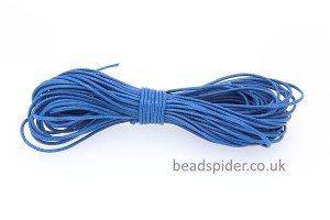 Azure Blue Smooth n Slinky Cord