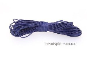 Navy Blue Smooth n Slinky Cord