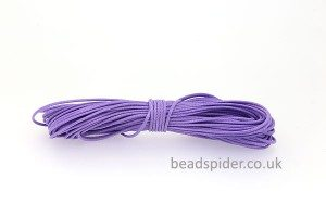 Mauve Smooth n Slinky Cord