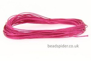 Hot Pink Smooth n Slinky Cord