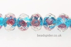 All Lampwork Crystals