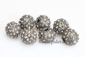 Hematite Sparkle Ball