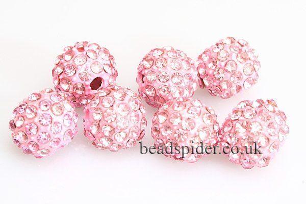 Pink Sparkle Ball