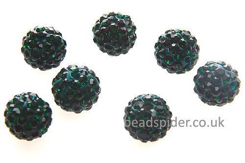 Emerald Sparkle Ball