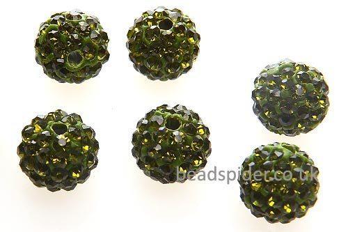Olivine Sparkle Ball