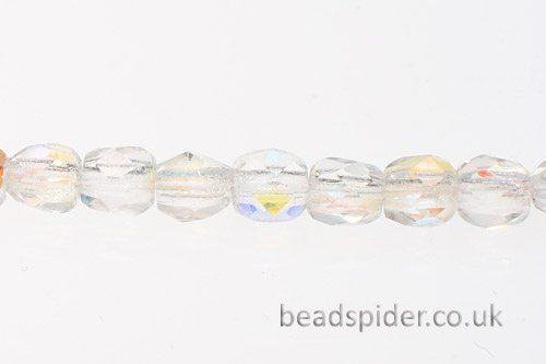 Crystal AB Czech Glass