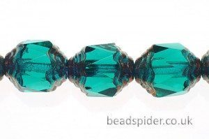 Antique Reproduction Czech Glass Beads