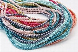 All Glass Pearls