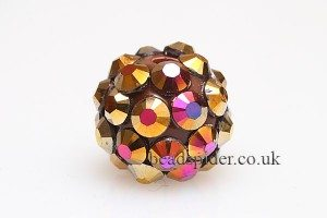 Old Gold AB Disco Ball