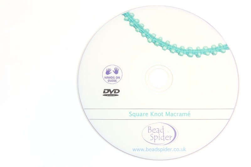 How To Macrame Alternating Half Hitch Knot furthermore Square Knot Macramz Dvd furthermore mons category macrame as well Rainbowloomcanada   images l9 in addition Make A Shamballa Bracelet Jewellery Making Project. on square macrame knot