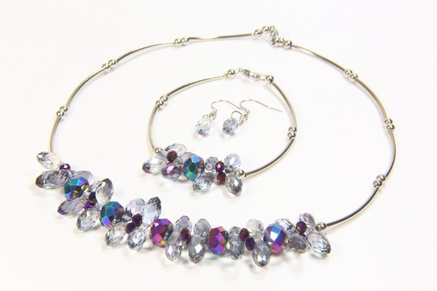 Sparkling Crystal Design Inspirations