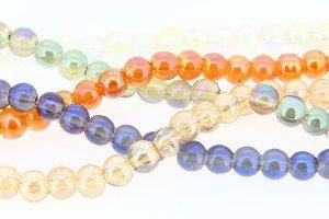 Aurora Crystal Beads
