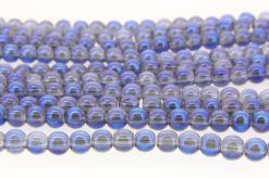 4mm Aurora Crystal Beads