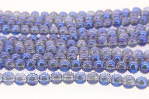 Neptune Blue AB Aurora Bead